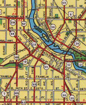 Hey, where'd 55 go?: The Last Trunk Highways in Downtown
