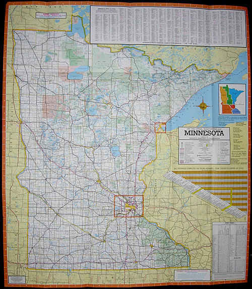 minnesota highway map with 1981 on State Road Map Of Alabama Road Map furthermore Map Of Cities And Counties In Oklahoma State Map further Exploring Minnesota Lake Country furthermore Large Detailed Tourist Map Of Wyoming With Cities And Towns additionally Road Map Of Nevada With Cities.